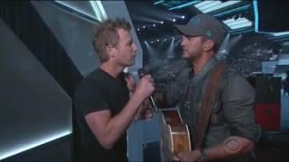Download Lagu Luke Bryan - Huntin' Fishin' Lovin' Everyday 2016 ACMs Gratis STAFABAND