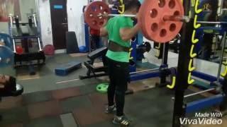 Full Leg Workout for Mass & Quads Seperation.RAJIV KHANNA(Physique Model)