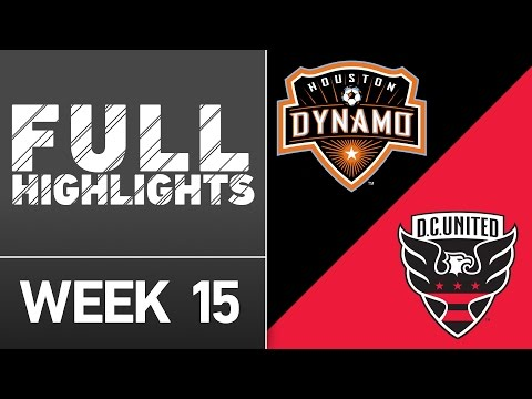 HIGHLIGHTS: Houston Dynamo vs. D.C. United | June 18, 2016