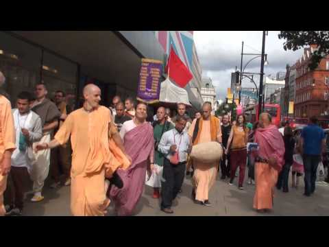 Hare Krishna UK London Summer 2012