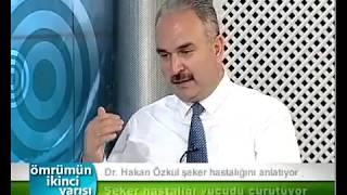 Dr. Hakan Özkul Fatma Akpınar  Şeker Hastalığından Kurtuldu! 0212 677 10 71