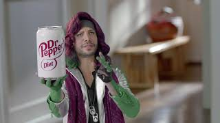 Diet Dr Pepper - Accent Wall