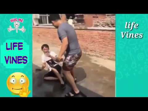 funny vines try not to laugh Funny Videos 2018 Best Funny fails and pranks compilation pranks China