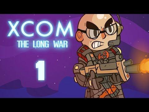 XCOM: Long War - Northernlion Plays - Episode 1 [Rude Awakening]