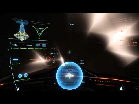 Star Citizen: Arena Commander - The X52 HOTAS Review
