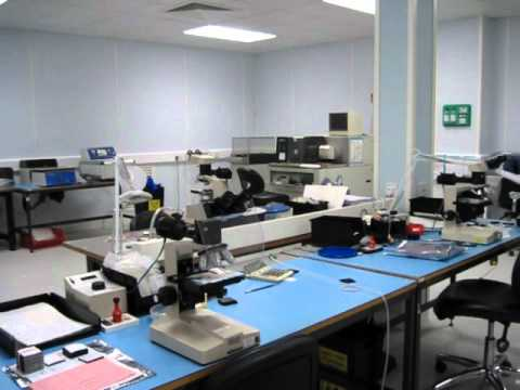 Micross Manchester Clean Room