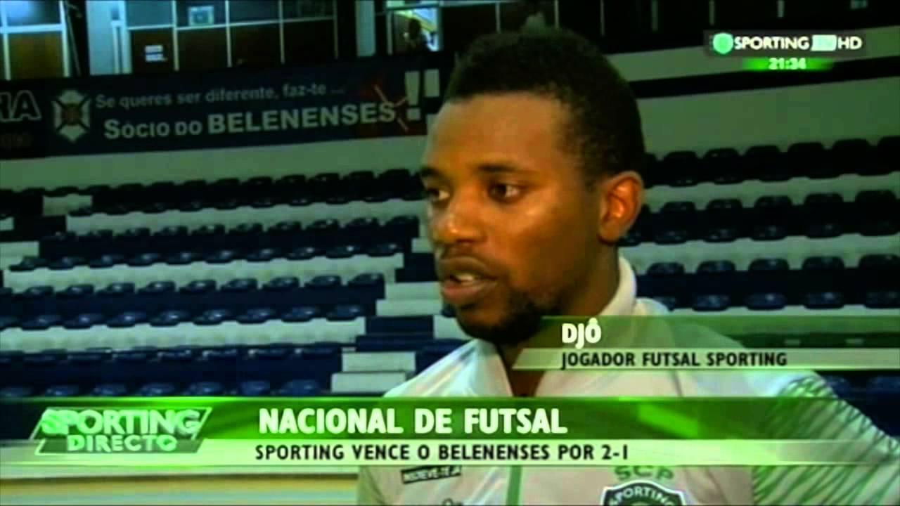 Futsal :: 02J :: Belenenses - 1 x Sporting - 2 de 2014/2015