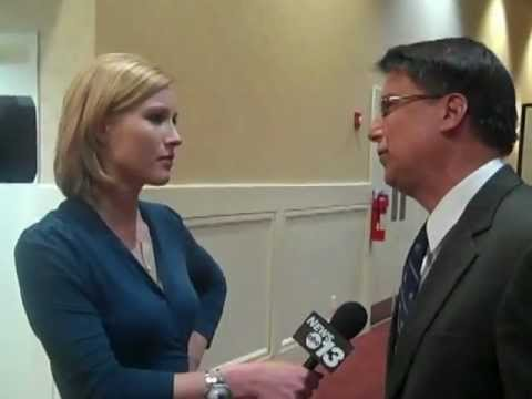 Pat McCrory in Asheville for the 2012 Buncombe County Lincoln Reagan Dinner ...