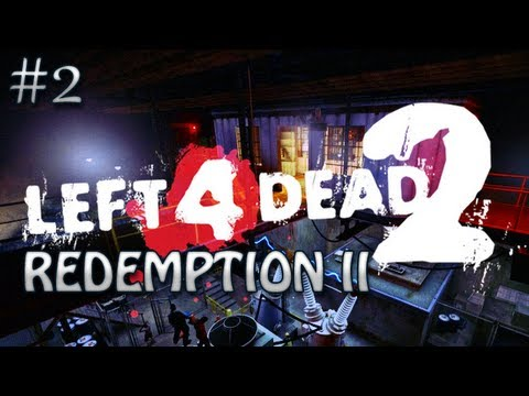 Left 4 Dead 2: Redemption II Part 2 - Lend Me A Hand - Smashpipe Games Video