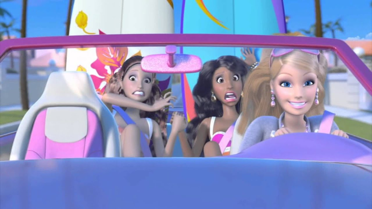 Barbie Life In The Dreamhouse Seasons 1 - 3 - YouTube