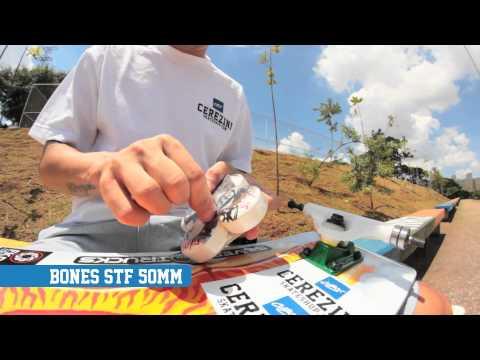 Danny Cerezini Skate Setup
