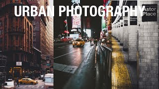 HOW TO EDIT URBAN/STREET PHOTOGRAPHY! (2018) (Lightroom Tutorial)