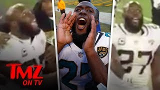Jaguars Star Threatens Heckler During Game | TMZ TV