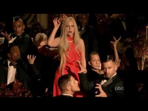 Lady GaGa-Bad Romance Live(A very GaGa thanksgiving) Music Videos