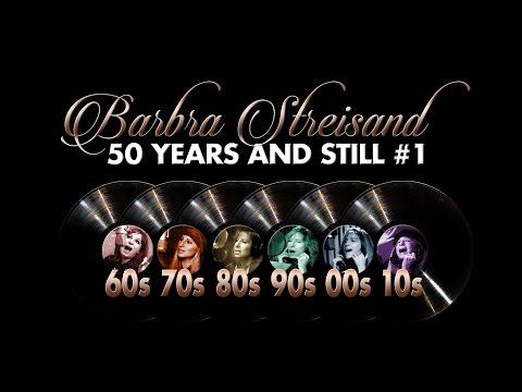 Barbra Streisand - 50 Years and Still #1
