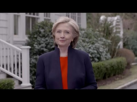 Hillary Clinton's 2016 Presidential Campaign Announcement (OFFICIAL)