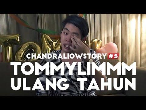 TOMMYLIMMM MEWEK DIKERJAIN - Chandraliowstory #5