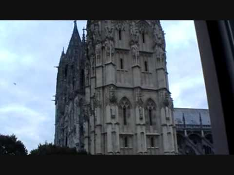 Rouen Cathedral. 1:08. Monet