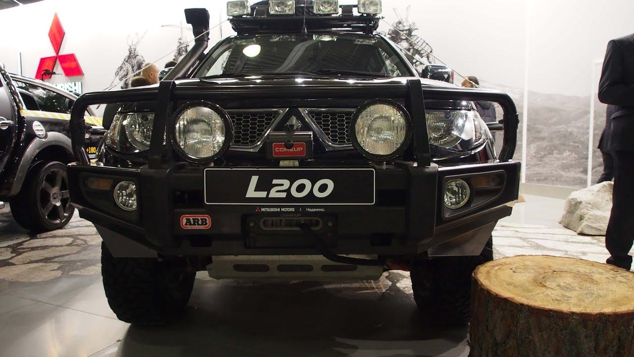 Mitsubishi L200 Offroad Tuning Youtube