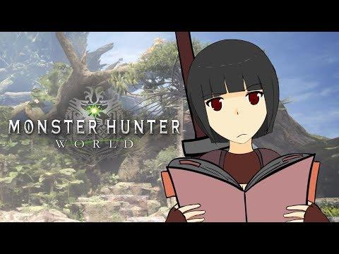 Monster Hunter World in a Nutshell