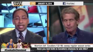 ESPN First Take - Have you lost faith in Cavaliers chances to win title?