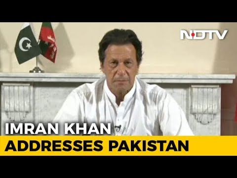 """My Chance To Fulfill My Dreams For Pak,"" Says Imran Khan"