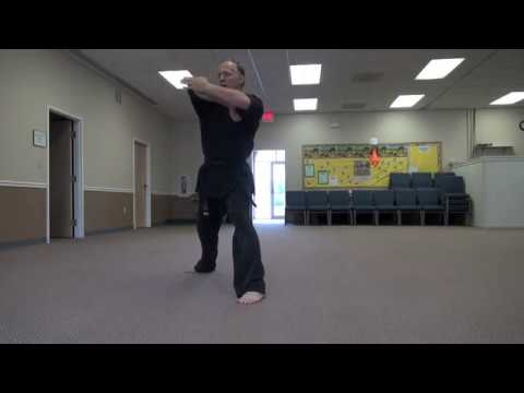 Paladin Karate Purple Belt