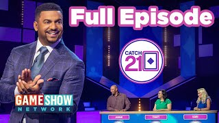 Catch 21 | FULL EPISODE | Game Show Network