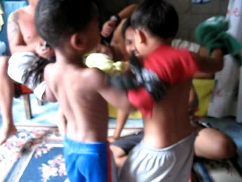 Ivan Josh Boxing 2 video