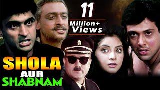 Shola Aur Shabnam in 30 Minutes | Govinda | Divya Bharti | Anupam Kher | Hindi Comedy Movie