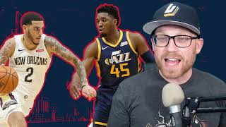 Utah Jazz vs New Orleans Pelicans Post Game Reaction - Zion Williamson WOW!!