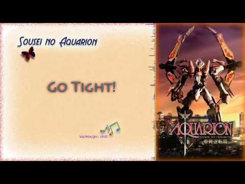 Sousei No Aquarion「Go Tight!」を歌ってみた『chiE』