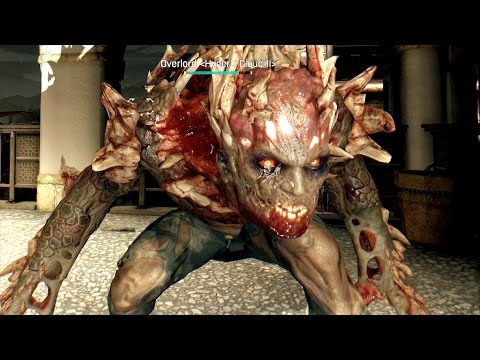Dying Light Be the Zombie Fun Part 4 Ultra Settings