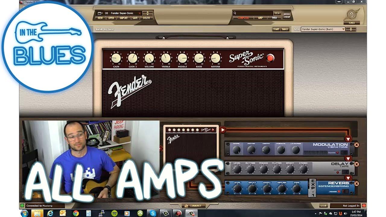 Fender Mustang Amp Iii v2 Fender Mustang v2 Iii iv