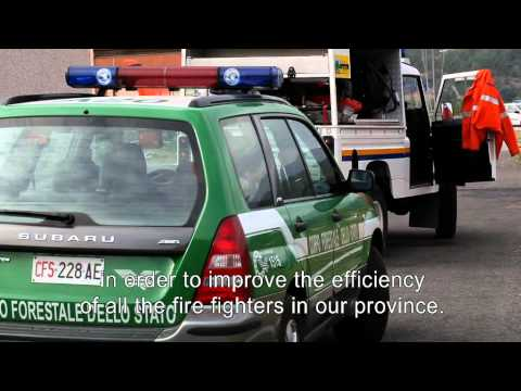 Forest fires across the EU: a perspective of ETC projects in the Mediterranean.