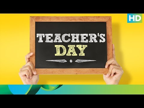 Bollywood Ki Paathshala | Teacher's Day