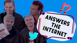 """You don't even know me sometimes"": 5SOS 'Answer The Internet's' rhetorical stan questions"