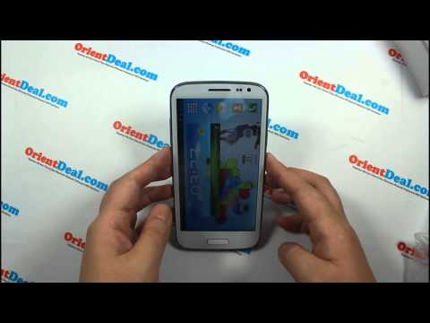 Cheapest Samsung Galaxy S4 Clone - Orient H9500+ 5 Inch Android 4.2.1 MTK6589 quad core cell phone