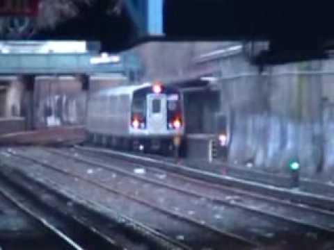 MTA NYCT - Brighton Line's Cortelyou Road