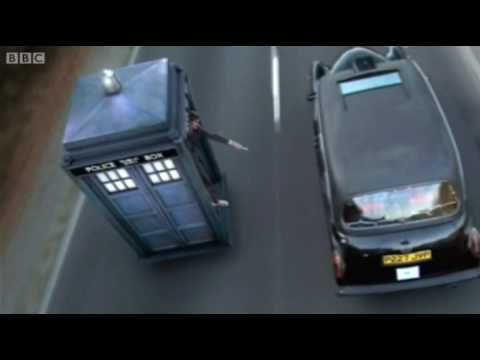 Doctor Who meets Top Gear