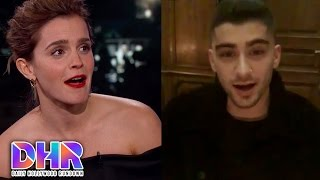Emma Watson Talks Pubic Hair & iHeartRadio Awards Gave Fifth Harmony's Award To Zayn (DHR)!