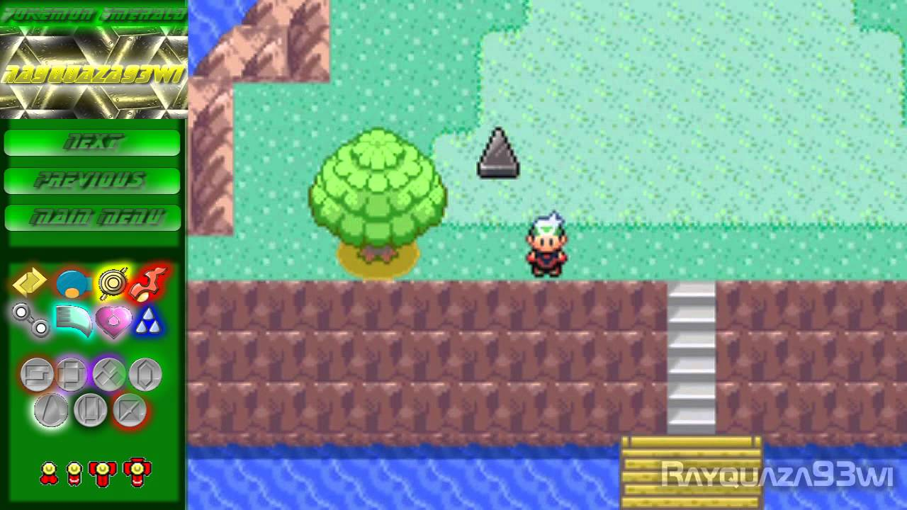 Let s play pokemon emerald episode 91 mew and deoxys events