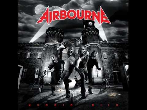 Airbourne - Blackjack