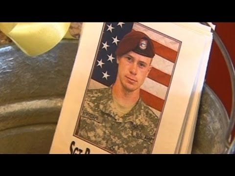 Brutalized in Taliban Captivity After Fleeing War He Opposed, Bowe Bergdahl Charged with Desertion