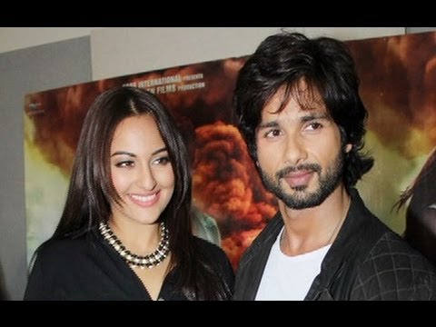 Shahid Kapoor - Sonakshi Sinha go on a dinner date - Episode