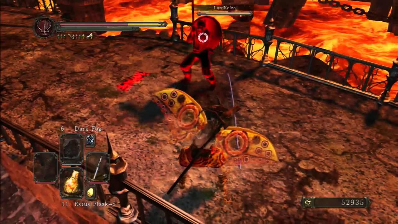 Hex Str Build Dark Souls