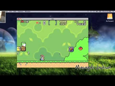 Gameboy Advance Emulator on Mac