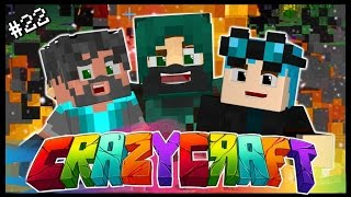 DEMON SUMMON GONE VERY WRONG!! | Ep 22 | Minecraft Crazy Craft 3.0