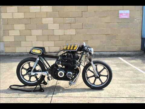 Yamaha XJ 600 Cafe Racer in addition 2017 New Triumph Motorcycles additionally 1973 Honda CB750 Cafe Racer further Honda CB500 Cafe Racer further Kawasaki KZ750 Cafe Racer. on honda cb cafe racer motorcycles