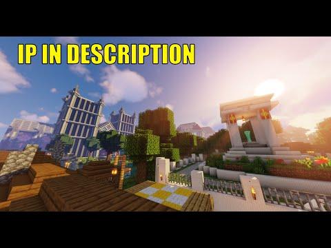 Minecraft 1.8 Server ip